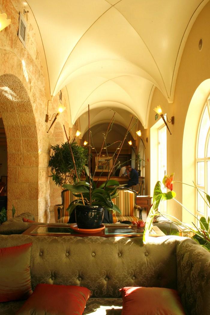 מלון פרים פאלאס ירושלים