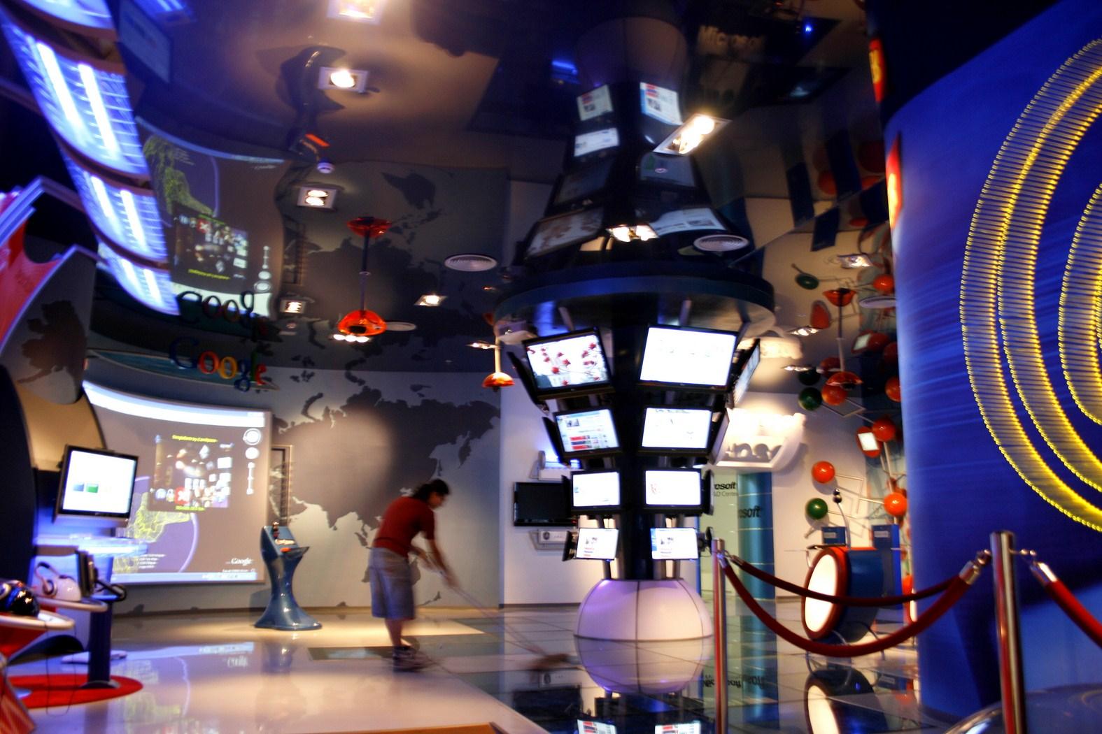 מוזיאון מדע טק חיפה