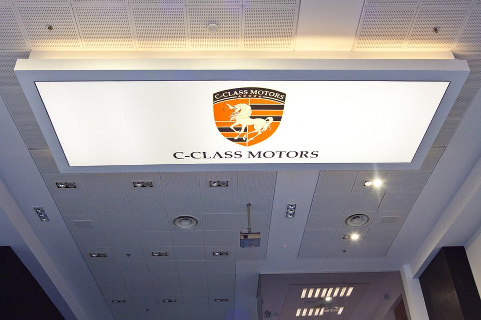 סוכנות רכב סי קלאס מוטורס באשדוד