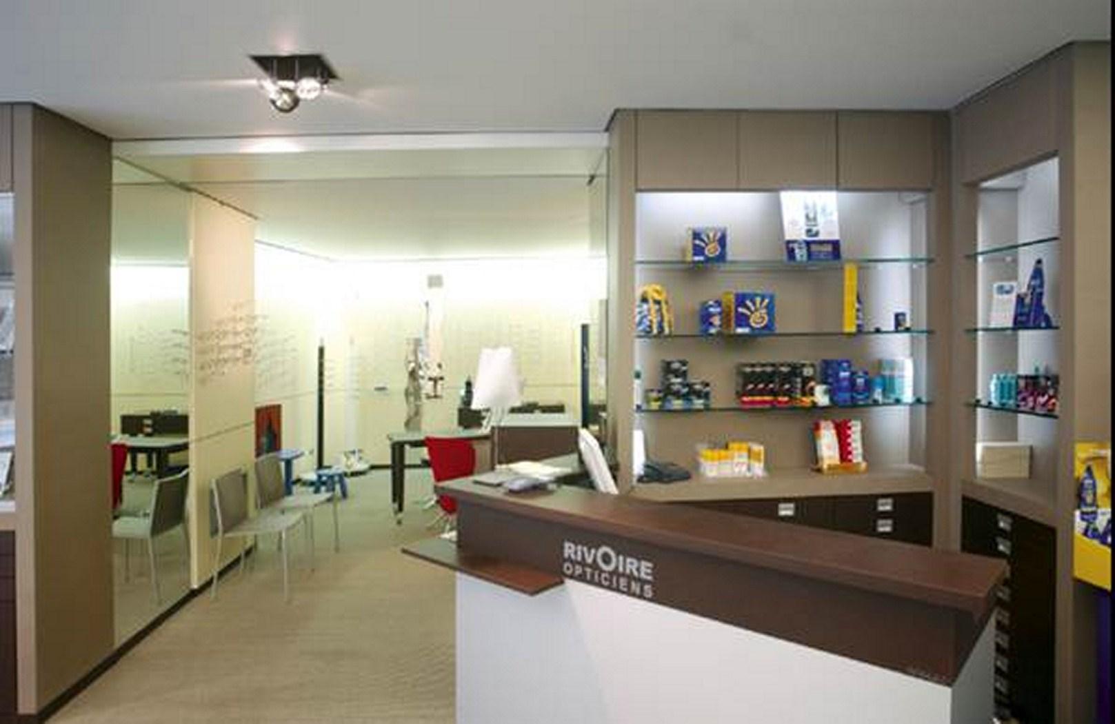תקרות במשרדים וחנויות - תקרות מיזוג תרמו-דינאמי ClimaClick